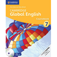 Cambridge Global English Stage 7 Coursebook with Audio CD (BOK)