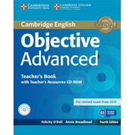 Objective Advanced Teacher's Book with Teacher's Resources C (BOK)