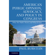 American Public Opinion, Advocacy, and Policy in Congress (BOK)
