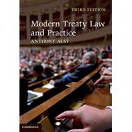 Modern Treaty Law and Practice (BOK)