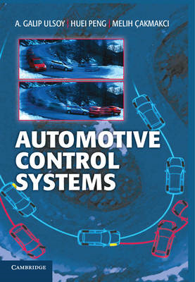 Automotive Control Systems (BOK)