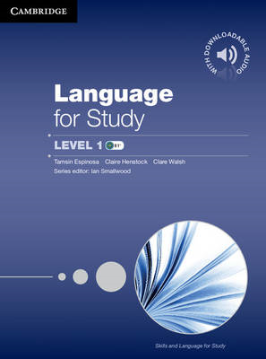 Language for Study Student's Book with Downloadable Audio St (BOK)