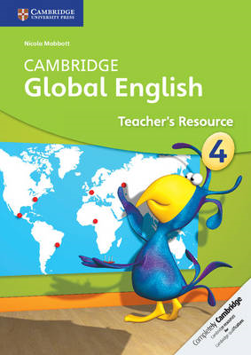 Cambridge Global English Stage 4 Teacher's Resource (BOK)