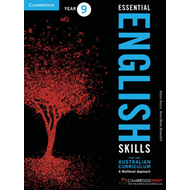 Essential English Skills for the Australian Curriculum Year 9: A Multi-level Approach (BOK)