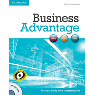 Business Advantage Intermediate Personal Study Book with Audio CD (BOK)