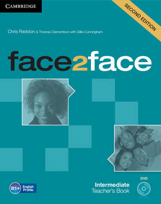 Face2face Intermediate Teacher's Book with DVD (BOK)