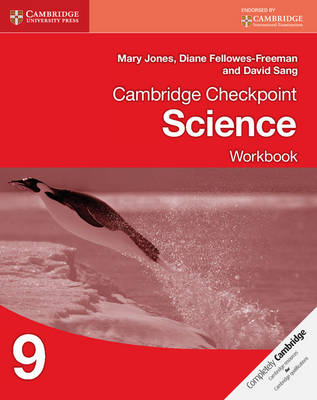 Cambridge Checkpoint Science Workbook 9 (BOK)