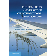 Principles and Practice of International Aviation Law (BOK)