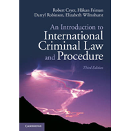 Introduction to International Criminal Law and Procedure (BOK)