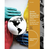 Human Resource Management Applications: Cases, Exercises, Incidents, and Skill Builders (BOK)