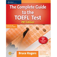 Complete Guide to the TOEFL (R) Test (BOK)