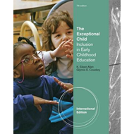 The Exceptional Child: Inclusion in Early Childhood Education (BOK)