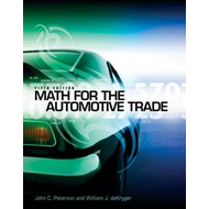 Math for the Automotive Trade (BOK)