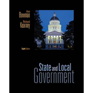 State and Local Government: The Essentials (BOK)