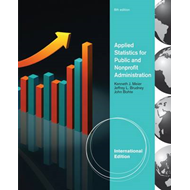 Applied Statistics for Public and Nonprofit Administration (BOK)
