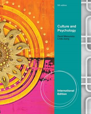 Culture and Psychology (BOK)