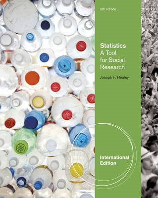 Statistics: A Tool for Social Research (BOK)