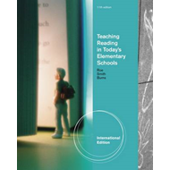 Teaching Reading in Today's Elementary Schools (BOK)
