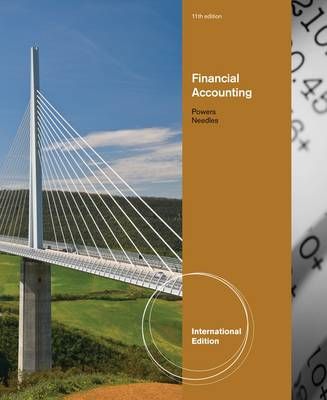 Financial Accounting, International Edition (with IFRS) (BOK)