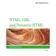 New Perspectives on HTML, CSS, and Dynamic HTML (BOK)