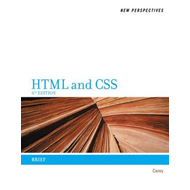 New Perspectives on HTML and XHTML: Brief (BOK)