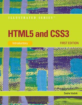 HTML5 and CSS3, Illustrated Introductory (BOK)