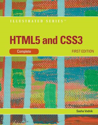 HTML5 and CSS3, Illustrated Complete (BOK)