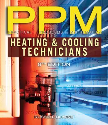 Practical Problems in Mathematics for Heating and Cooling Te (BOK)
