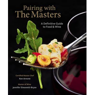 Food And Wine Pairing With The Masters (BOK)