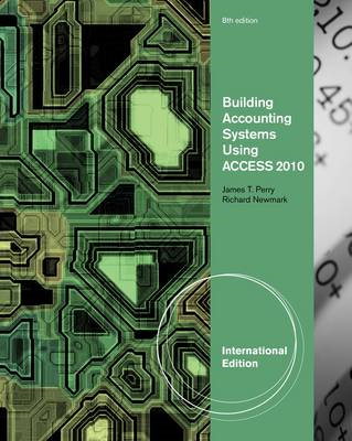Building Accounting Systems Using Access 2010 (BOK)