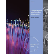 College Physics: Reasoning and Relationships (BOK)