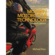 Student Skill Guide for Abdo's Modern Motorcycle Technology, 2nd (BOK)