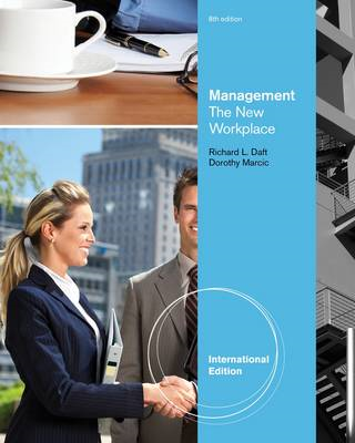 Management: The New Workplace (BOK)