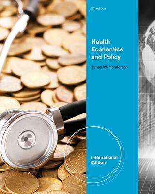 Health Economics and Policy (BOK)