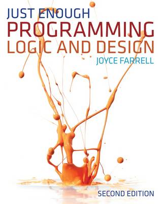 Just Enough Programming Logic and Design (BOK)