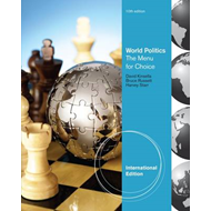 World Politics: The Menu for Choice (BOK)