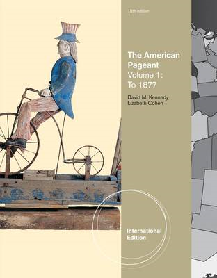 The American Pageant: v. 1 (BOK)