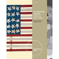 The American Pageant: v. 2 (BOK)