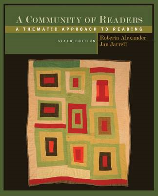 A Community of Readers: A Thematic Approach to Reading (BOK)