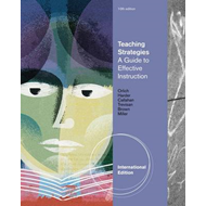 Teaching Strategies: A Guide to Effective Instruction (BOK)