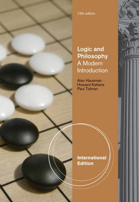 Logic and Philosophy: A Modern Introduction (BOK)