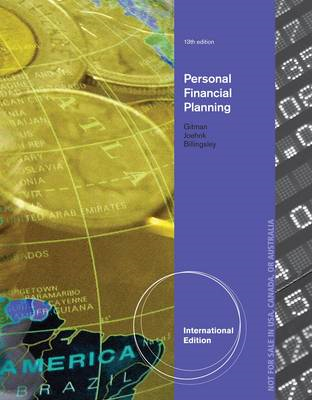 Personal Financial Planning (BOK)