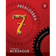 Prealgebra: A Text/Workbook (BOK)