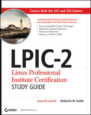 LPIC-2 Linux Professional Institute Certification Study Guid (BOK)