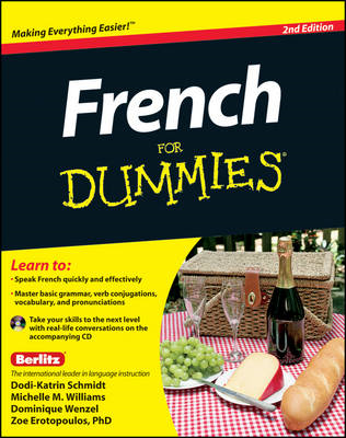 French For Dummies (BOK)