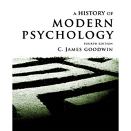 A History of Modern Psychology (BOK)