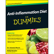 Anti-Inflammation Diet For Dummies (BOK)