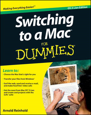 Switching to a Mac For Dummies (BOK)