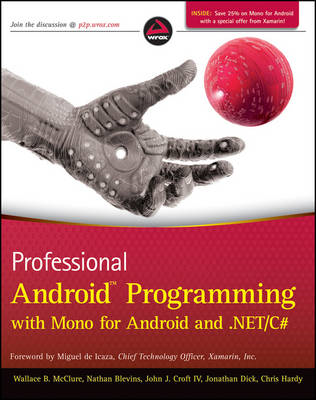 Professional Android Programming with Mono for Android and . (BOK)