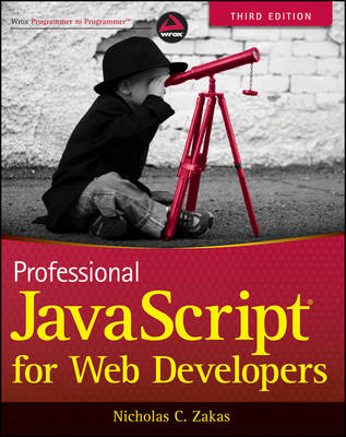 Professional JavaScript for Web Developers (BOK)